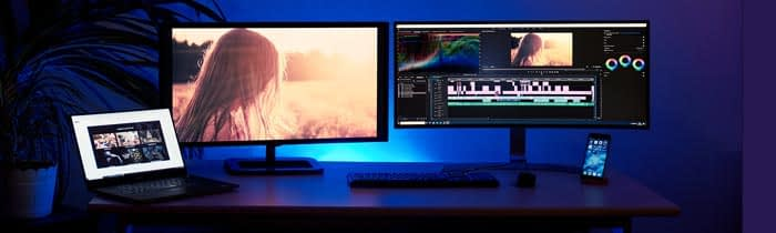 Videoschnitt PC
